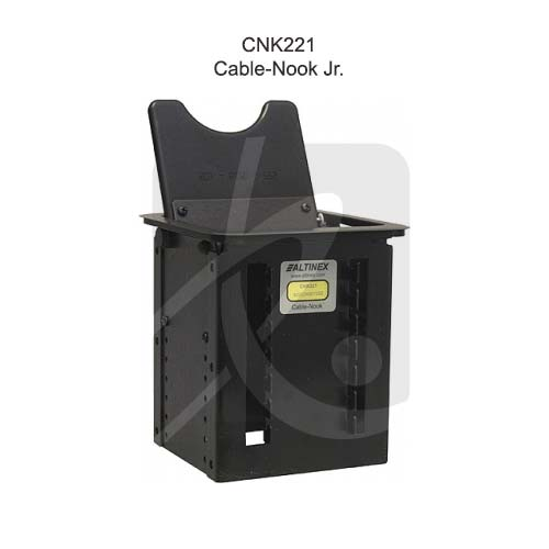 Altinex Cable-Nook Jr.™ Modular Desk Outlet PDC-CNK221