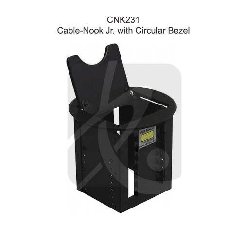 Altinex Cable Nook Jr., Circular Bezel Empty - icon