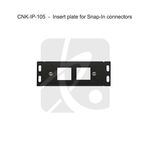 Altinex Insert Plate for Snap-In Connectors - icon