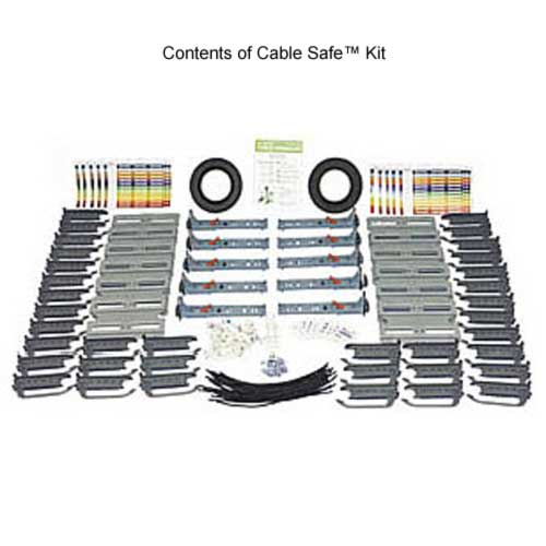 Cable Safe Professional Installer Kit components - icon