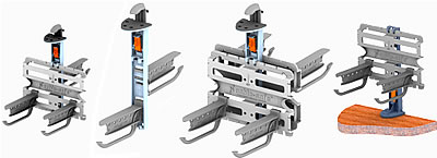 variety of configurations for Cable-Safe