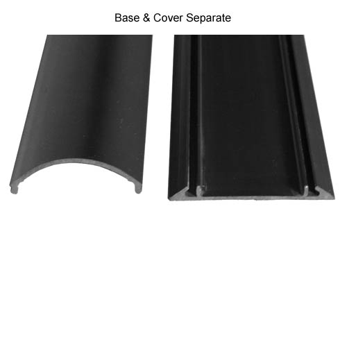 Cable Shield Cord cover, base and cover separate