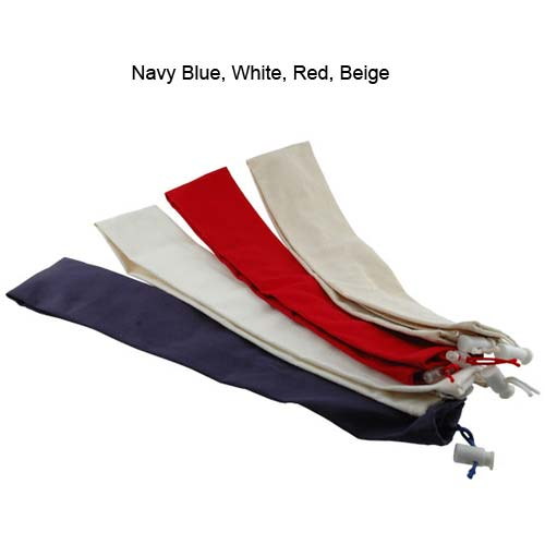 Cable Snake in navy blue, white, red and beige - icon