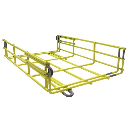CM20 cable tray straight section in yellow - icon