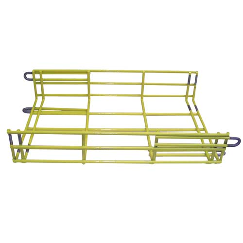 CM20 cable tray  section in yellow - icon