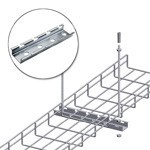 WireRun Mesh Cable Tray WR-TRP4-EZ