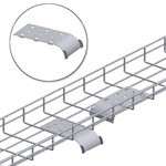 WireRun Mesh Cable Tray WR-WTRFL-EZ