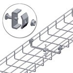 WireRun Mesh Cable Tray WR-CPLR-EZ