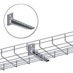 WireRun Mesh Cable Tray WR-WLBT4-EZ