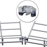 WireRun Mesh Cable Tray WR-FASTLK-EZ