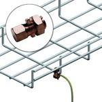 WireRun Powder Coated Cable Trays WR-GRDBLT