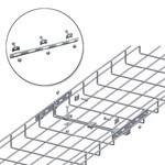 WireRun Mesh Cable Tray WR-STRBAR-EZ