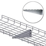 WireRun Mesh Cable Tray WR-WLBD4-EZ