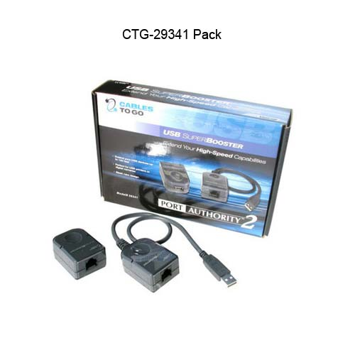 cables to go usb superbooster extender with package - icon