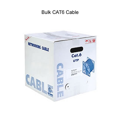 bulk cat6 cable - icon