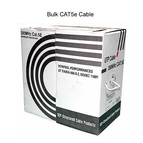 bulk cat5e cable - icon