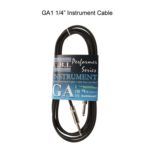 CBI 0.25 inch GA1 series instrument cable in package - icon