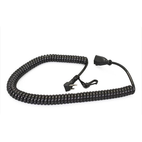 Wirerun Coiled Extension Cords