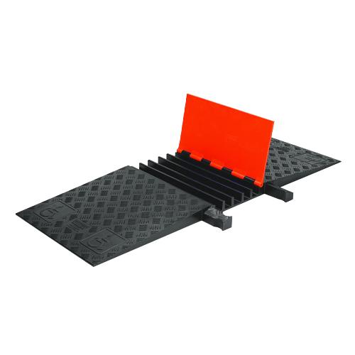 Guard Dog ADA Compliant Cord Cover - orange and black - icon