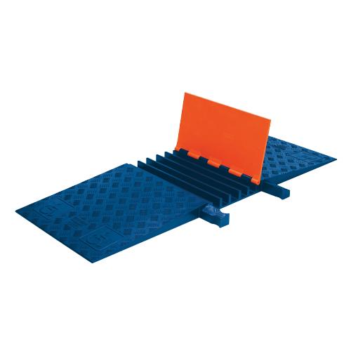 Guard Dog ADA Compliant Cord Cover - orange and blue - icon