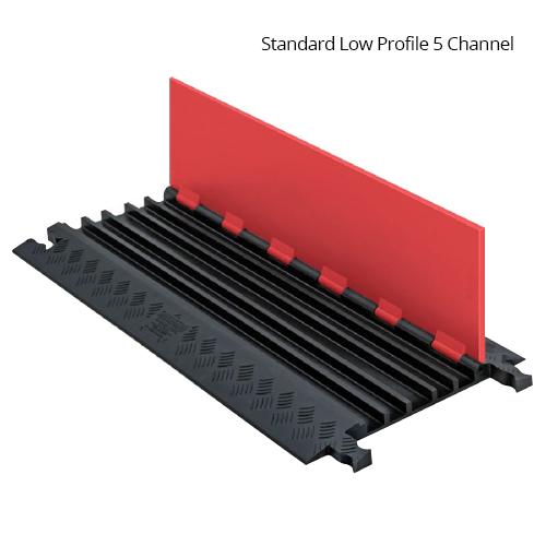 standard 5 channel Guard Dog