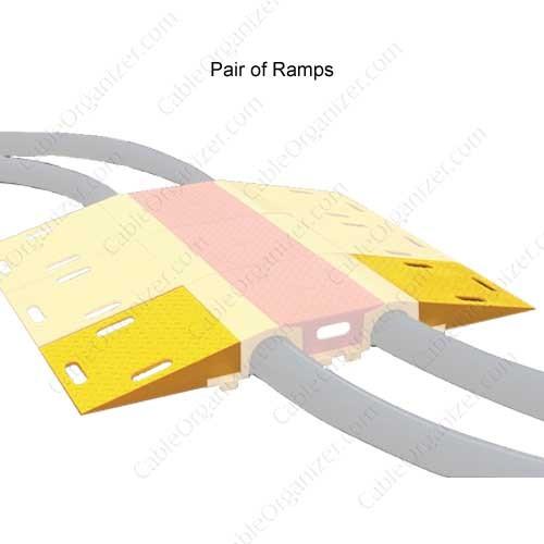 Diamondback® Multiple Channel Module Cable Hose Bridge Systems