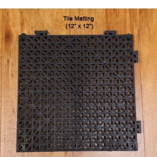 Industrial Grade Modular Floor Safety Mats Plain - icon