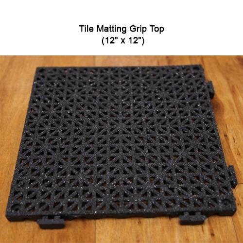 Industrial Grade Modular Floor Safety Mats Grip Top - icon