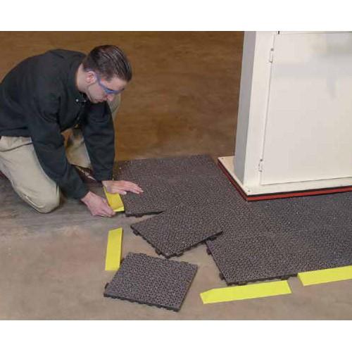 Industrial Grade Modular Floor Safety Mats Application - icon