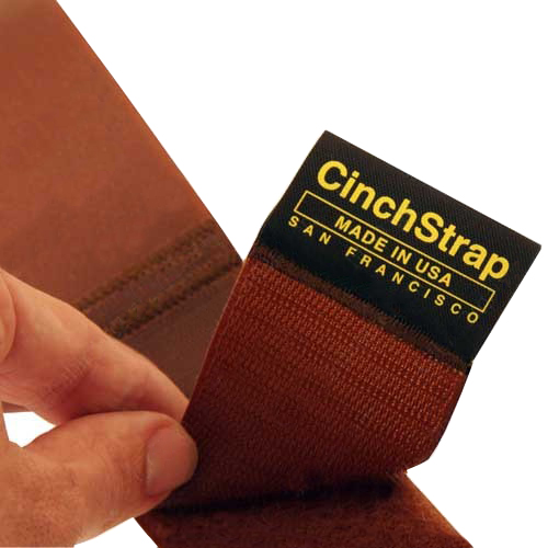 Showing the velcro on CinchStrap - icon