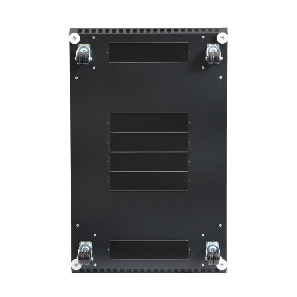 27U LINIER  Server Cabinet - Vented/Vented Doors - 36