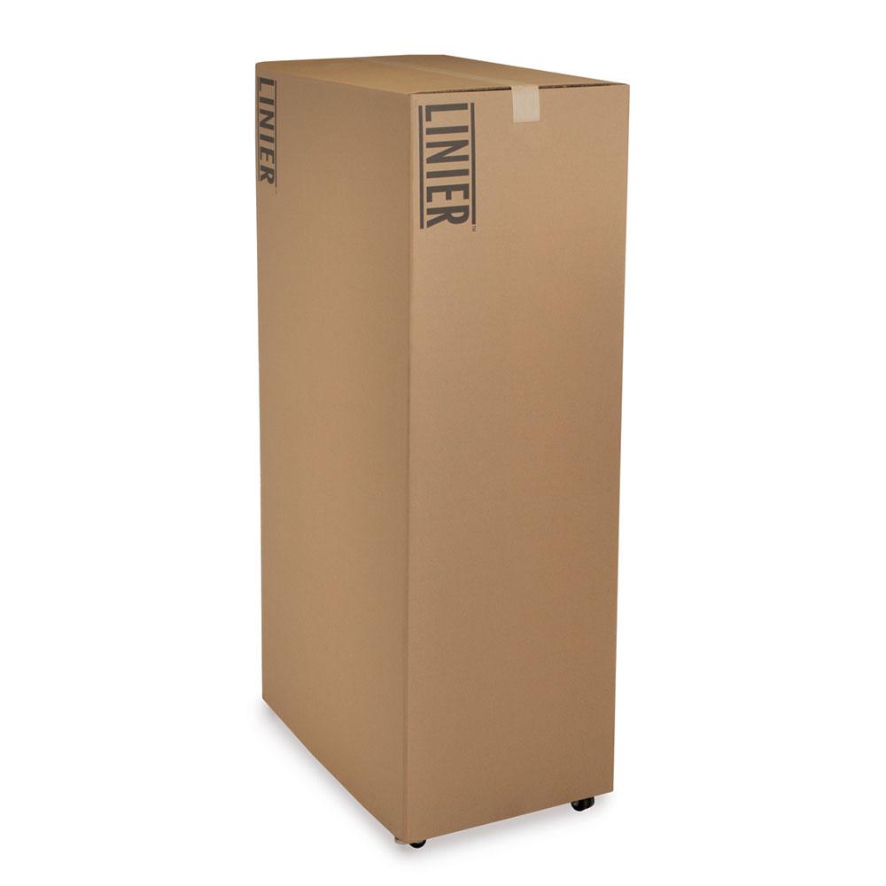 42U LINIER  Server Cabinet - Vented/Vented Doors - 36