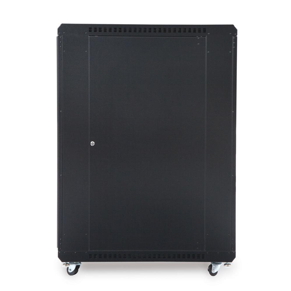 22U LINIER  Server Cabinet - Solid/Solid Doors - 36