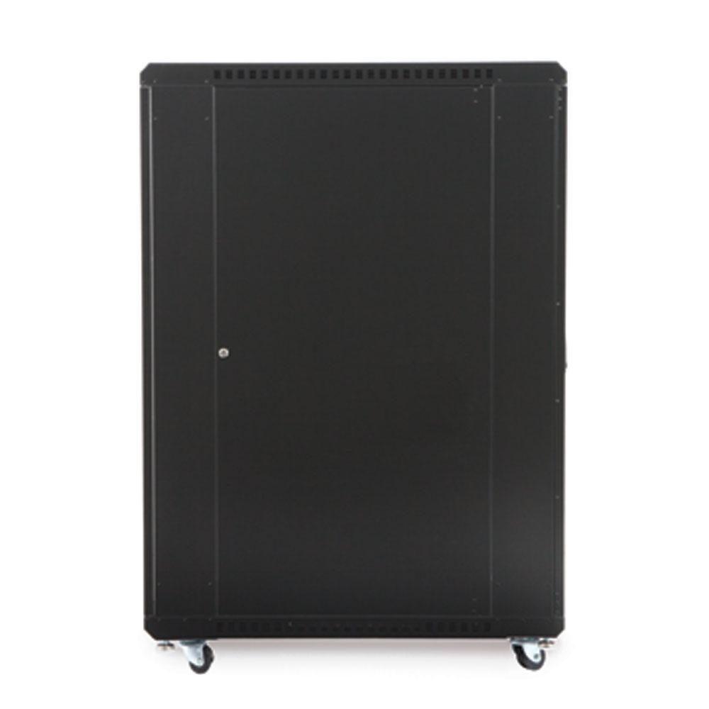 27U LINIER  Server Cabinet - Solid/Solid Doors - 36
