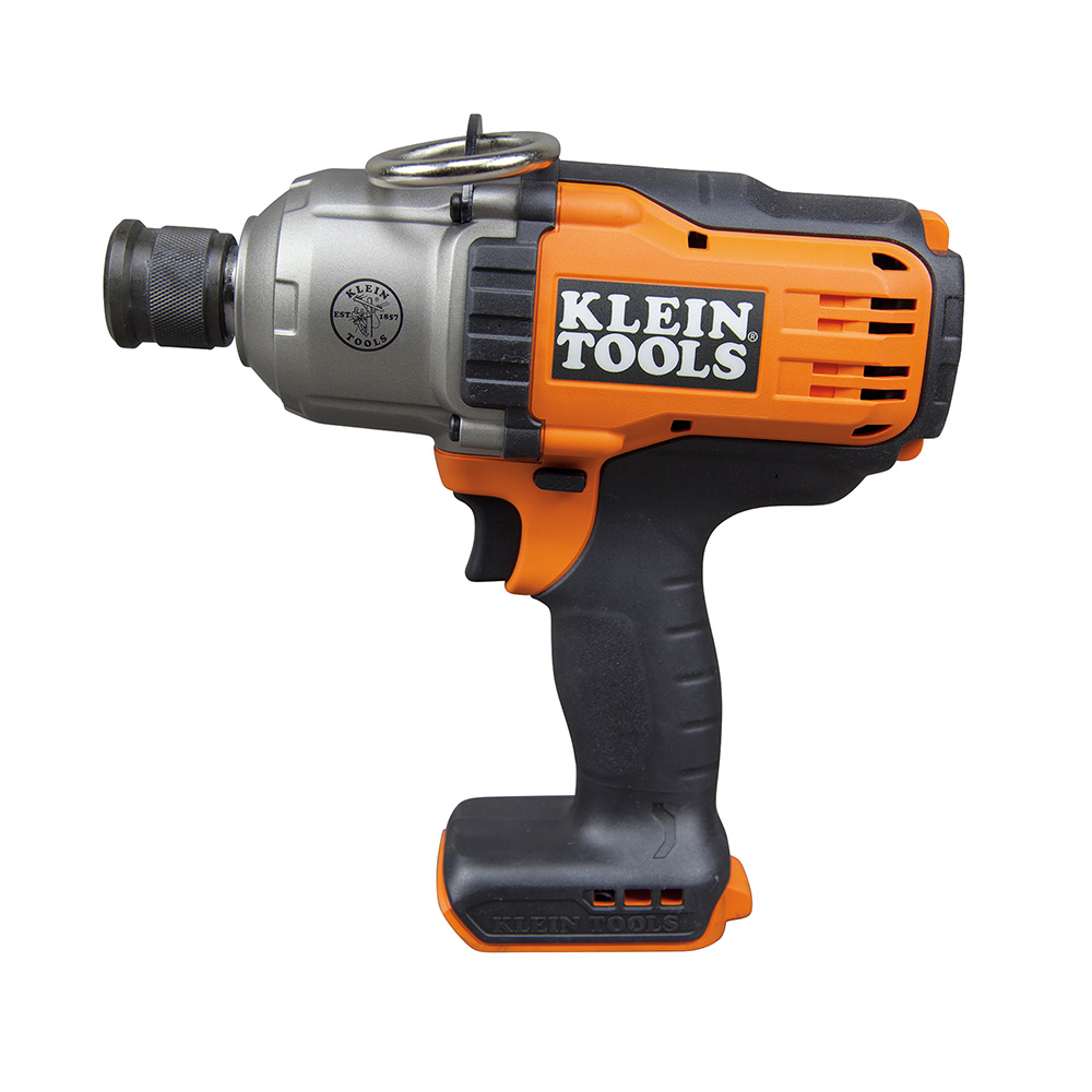 Battery-Operated Impact Wrench, 7/16
