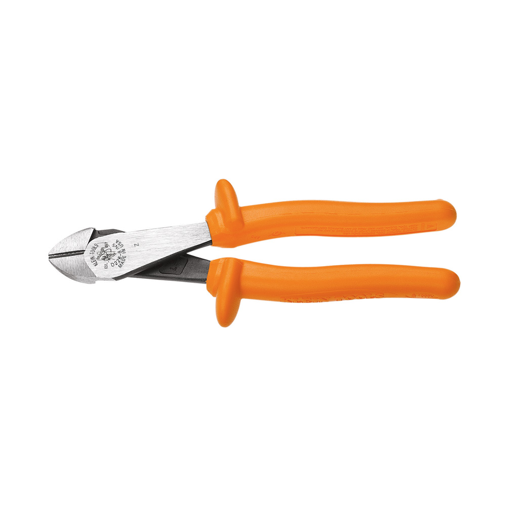 8-Inch Insulated Pliers, Diagonal Cutters