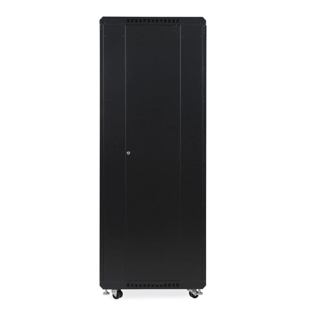 37U LINIER  Server Cabinet - Convex/Convex Doors - 24