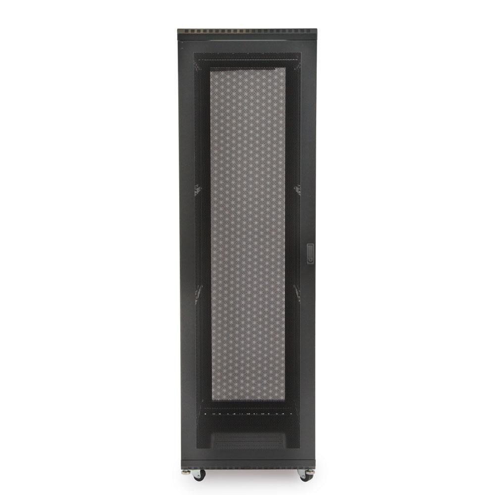 42U LINIER  Server Cabinet - Vented/Vented Doors - 24