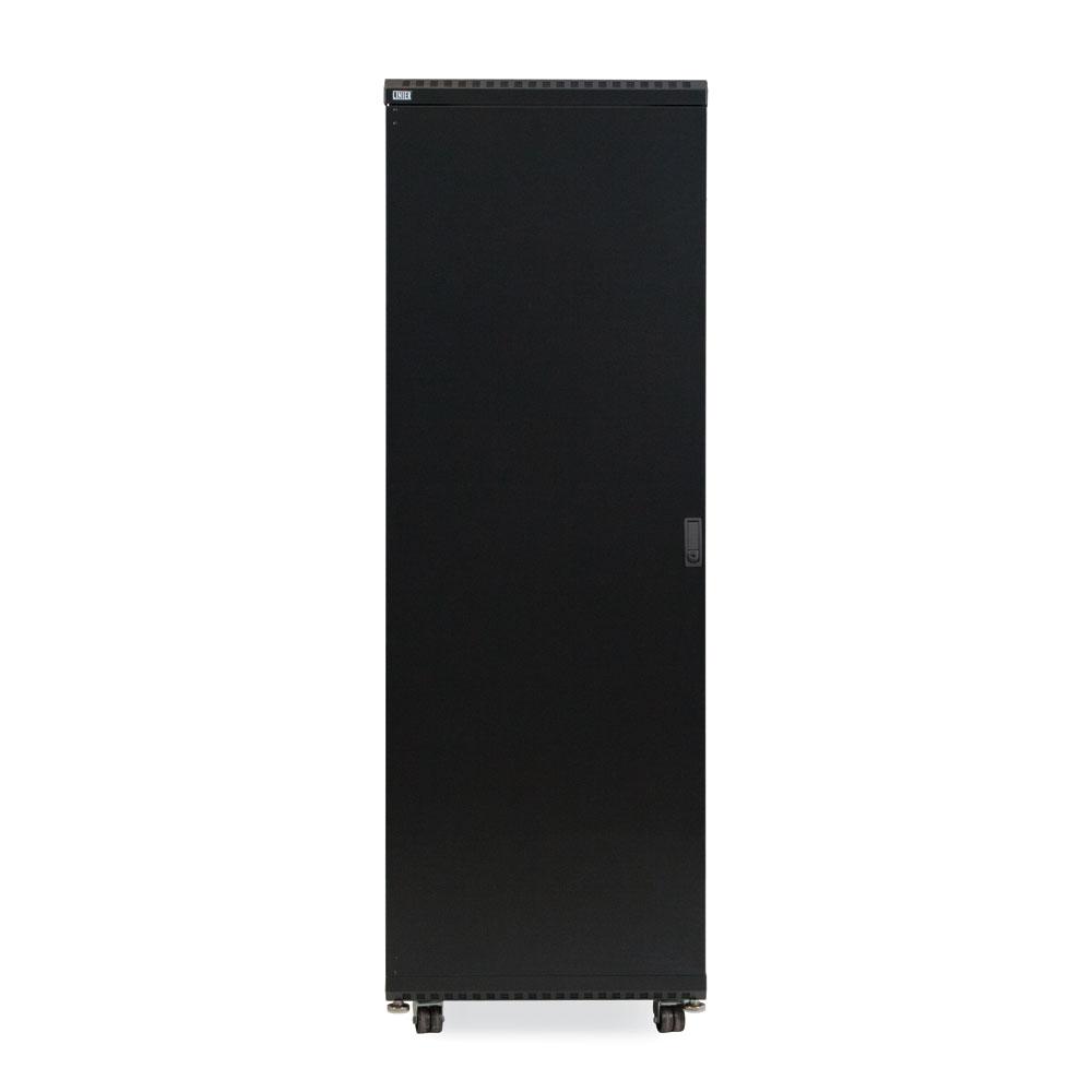 37U LINIER  Server Cabinet - Solid/Solid Doors - 24
