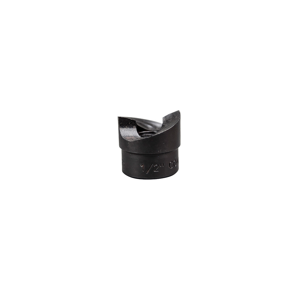 0.875-Inch Knockout Punch for 1/2-Inch Conduit