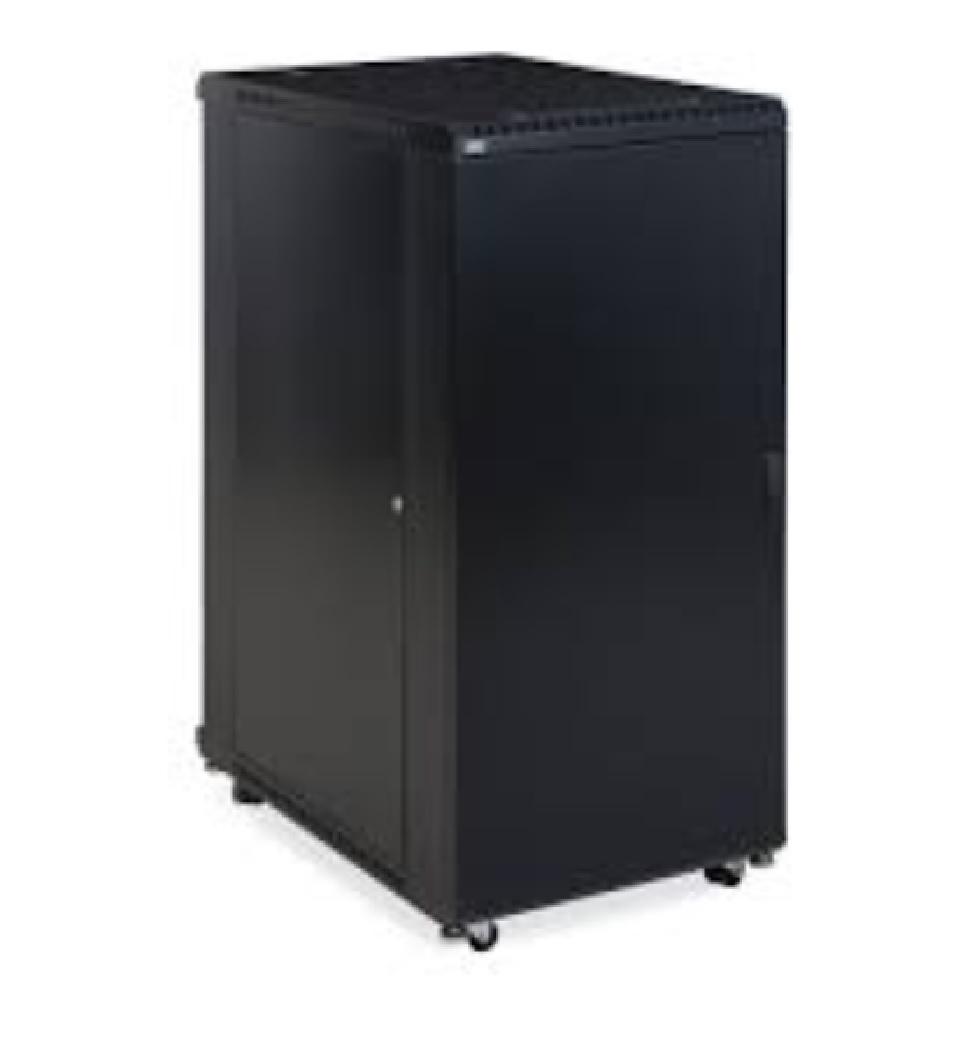 27U LINIER  Server Cabinet - Solid/Vented Doors - 36