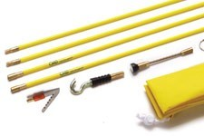 CMD fiberglass rods