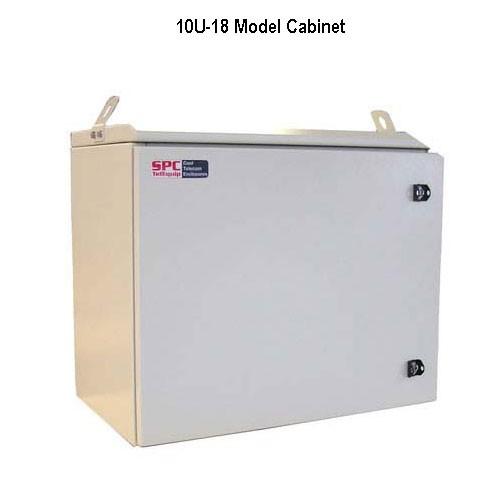 model 10-18u outdoor enclosure icon