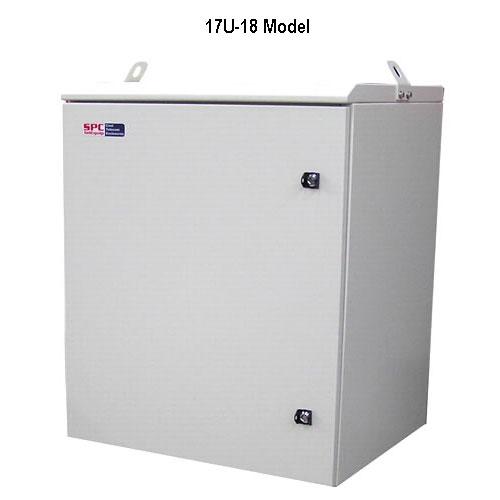 model 17-18u outdoor enclosure icon