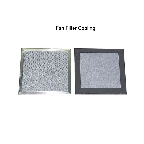 fan filter cooling for outdoor enclosures icon