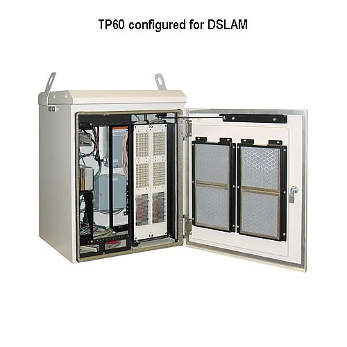 model tp-60 outdoor enclosure configured for DSLAM icon