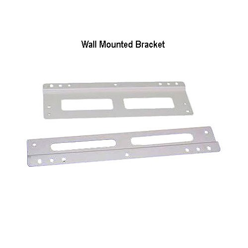 wall mounted bracket for outdoor enclosures icon