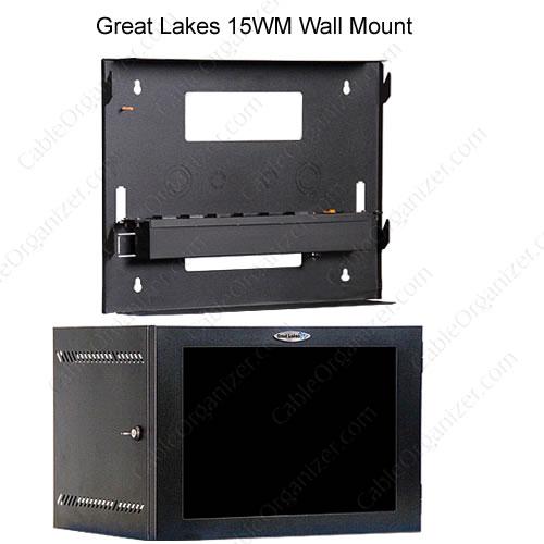 15WM Seris Wall Mount with usable depth 17