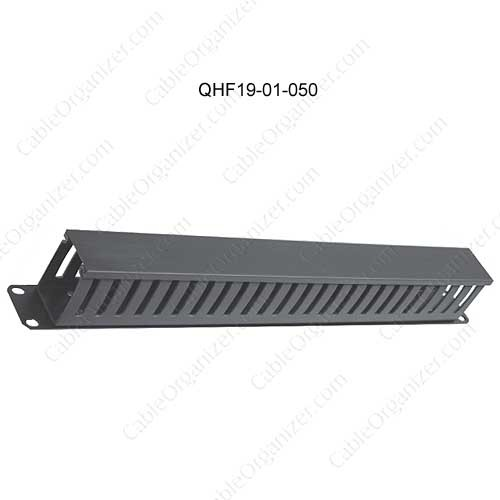 19in Horizontal Cable Manager QHF19-01-050 - icon