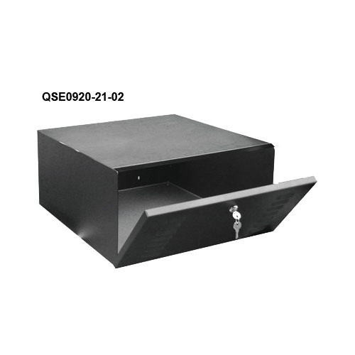 VCR/DVR Security Lock Box